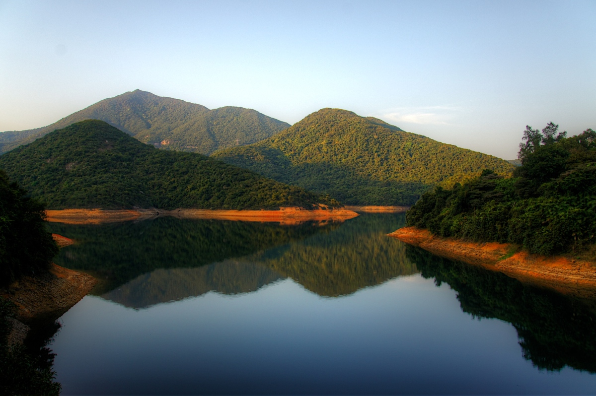 Wonderful Waterscapes - Lower Tai Tam