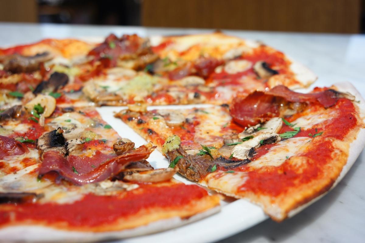pizza express - photo #2